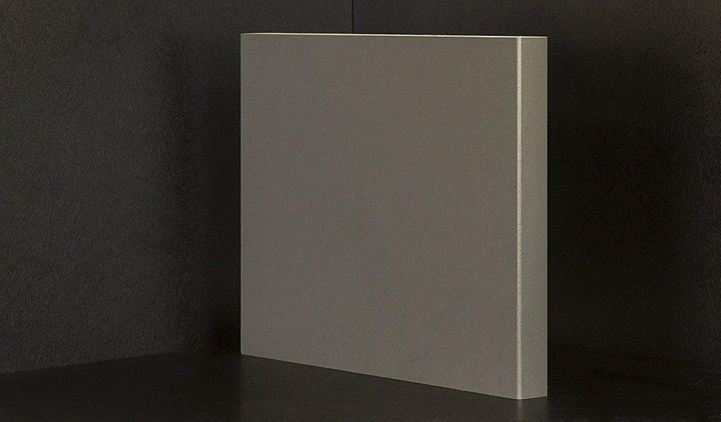 L167 Grau Dunkel 410x60cm